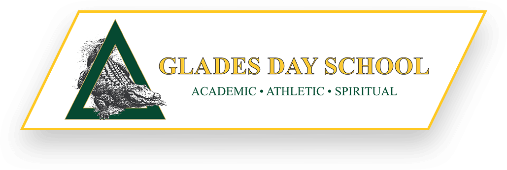 Footer Logo for Glades Day School